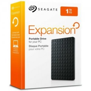 Внешний жёсткий диск Seagate USB 3,0 1Tb