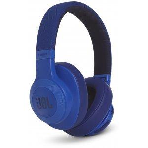 NAQİLSİZ QULAQLIQLAR JBL E55BT Bluetooth Over-Ear Headphones Blue