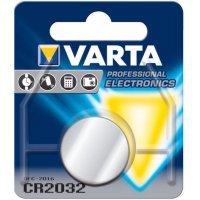 Батарейки VARTA CR2032