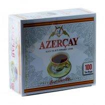 Чай Азерчай  Черный пакетики 100 шт-bakida-almaq-qiymet-baku-kupit