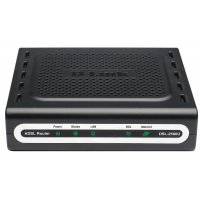ADSL Ethernet Router D-Link DSL-2500U/BRU ADSL2, 1-port.10/100Mbps., QoS. со сплитером D (DSL-2500U/BRU)