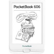 POCKETBOOK  e-reader PocketBook 606 White (PB606-D-CIS)-bakida-almaq-qiymet-baku-kupit