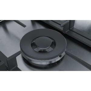 Газовая варочная поверхность Bosch PCQ7A5M90R (Silver)