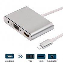 Converter Lighting to HDMI, VGA, Audio-bakida-almaq-qiymet-baku-kupit
