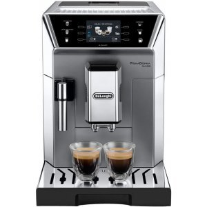Кофемашина Delonghi ECAM550.75 MS (Silver)