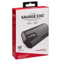 Внешний SSD Kingston 480G EXTERNAL SSD SAVAGE EXO (SHSX100/480G)