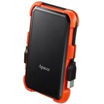 Внешний HDD Apacer 1 TB USB 3.1 Portable Hard Drive AC630 Orange Shockproof (AP1TBAC630T-1)-bakida-almaq-qiymet-baku-kupit