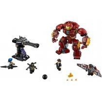 Konstruktor Lego The Hulkbuster Smash-Up (76104)-bakida-almaq-qiymet-baku-kupit