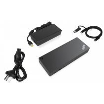 Док станция для ноутбука Lenovo ThinkPad Hybrid USB-C with USB-A Dock (40AF0135EU)-bakida-almaq-qiymet-baku-kupit