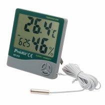 Цифровой Измеритель температуры и влажности с зондом Pro'sKit NT-312-bakida-almaq-qiymet-baku-kupit