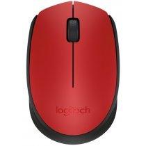 Беспроводная мышь LOGITECH Wireless Mouse M171 / Red (910-004641)-bakida-almaq-qiymet-baku-kupit