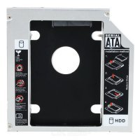 second hdd caddy serial ata