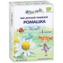 Чай Fleur Alpine детский травяной
