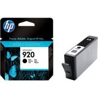 Cərəyan kartric HP № 920XL CD975AE (Черный)