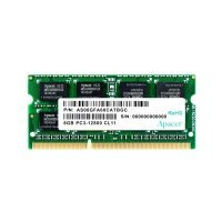 (Оперативная память) RAM  Apacer SODIMM 4 GB PC-4 DDR3L 1600 MHz  (AS04GFA60CATBGC)