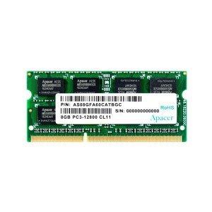 (Оперативная память) RAM  Apacer SODIMM 4 GB PC-4 DDR3L 1600 MHz  (AS04GFA60CATBGC)