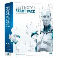 Antivirus Eset NOD32 Start Pack 1+1 (NOD32-ASP-NS BOX-1-1)