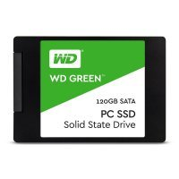SSD WD Green 120Gb (WDS120G1G0A)