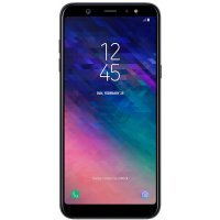Смартфон Samsung Galaxy A6 Plus / 32 GB (Black)