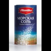 Соль морская йодированная Atlantika 150 гр-bakida-almaq-qiymet-baku-kupit