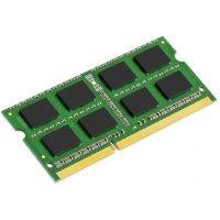 (Оперативная память) RAM  Kingston 8GB 2400MHz DDR4 Non-ECC CL17 SODIMM 1Rx8 (KVR24S17S8/8)