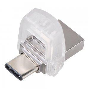 Флеш память USB Kingston 128GB DT microDuo 3C (DTDUO3C/128GB)