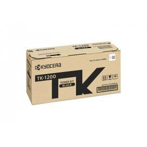 Тонер-картридж Kyocera TK-1200 / Black (1T02VP0RU0)