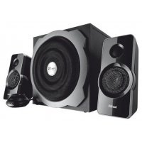 Компьютерная акустика Trust Tytan 2.1 Subwoofer Speaker Set - black (19019)
