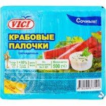 Крабовые палочки VICI 500 гр.-bakida-almaq-qiymet-baku-kupit