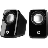 Компьютерные колонки HP Multimedia 2.0 - Black Speaker (BR367AA)