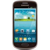 Смартфон Samsung Galaxy S 3 mini VE GT-I8200 brown