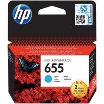 Струйный картридж HP № 655 CZ110AE (Голубой)-bakida-almaq-qiymet-baku-kupit