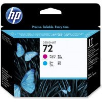 Струйный картридж HP № 72 C9383A (Magenta and Cyan)