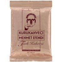 Турецкий кофе Kurukahveci Mehmet Efendi 100 гр