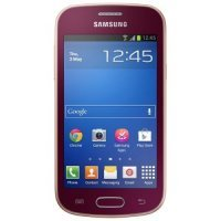Смартфон Samsung GALAXY Trend GT-S7390 red