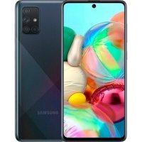 Smartfon Samsung Galaxy A71 / 128 GB (Black)