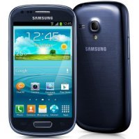 Смартфон Samsung GALAXY S 3 mini - I8190 (blue)