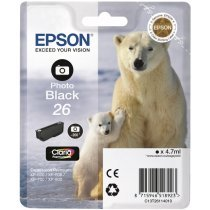 Картридж Epson I/C (pb) XP600/7/8 new Black (C13T26114012)-bakida-almaq-qiymet-baku-kupit