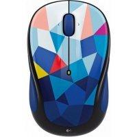 Simsiz siçan Logitech Wireless Mouse M238 BLUE FACETS (910-004479)