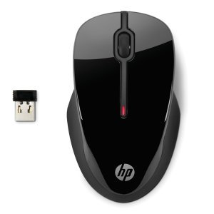 Mouse HP X3500 Wireless (H4K65AA)