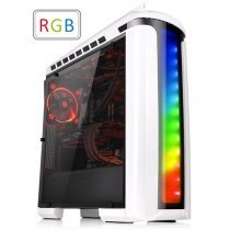 Компьютерный корпус Thermaltake Versa C22 RGB Snow/White/Win/SPCC/Full Window (CA-1G9-00M6WN-00)-bakida-almaq-qiymet-baku-kupit