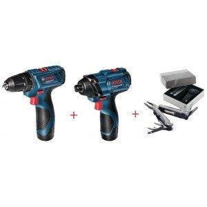 Набор из двух инструментов Bosch GSR 120-LI + GDR 120-LI (06019F0002)