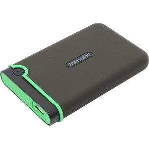 Внешний HDD Transcend 2TB USB 3.0 (TS2TSJ25M3)