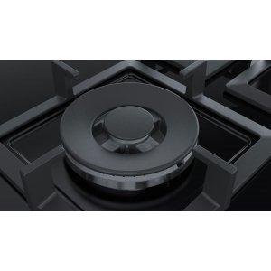 Газовая варочная поверхность Bosch PPQ7A6B20 (Black)