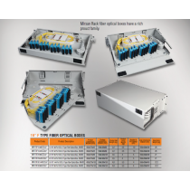 "Mirsan 2U 19"" 64 Port SCD, F Type Fiber Optical Box (MR.FOF2U64SCD.07)-bakida-almaq-qiymet-baku-kupit"