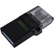 USB флешка Kingston 32GB DT MicroDuo 3 Gen (DTDUO3G2/32GB)