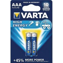 Батарейки VARTA HIGH ENERGY 4903 AAA (2)