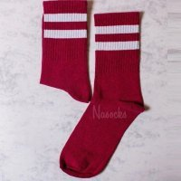 Дизайнерские прикольные носки Nasocks с принтом и вышивкой