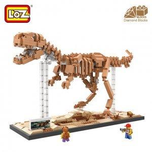 KONSTRUKTOR LOZ Tyrannosaurus rex (9023)