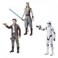 Персонаж фильма Hasbro Рей Последние джедаи Star Wars (C1429)